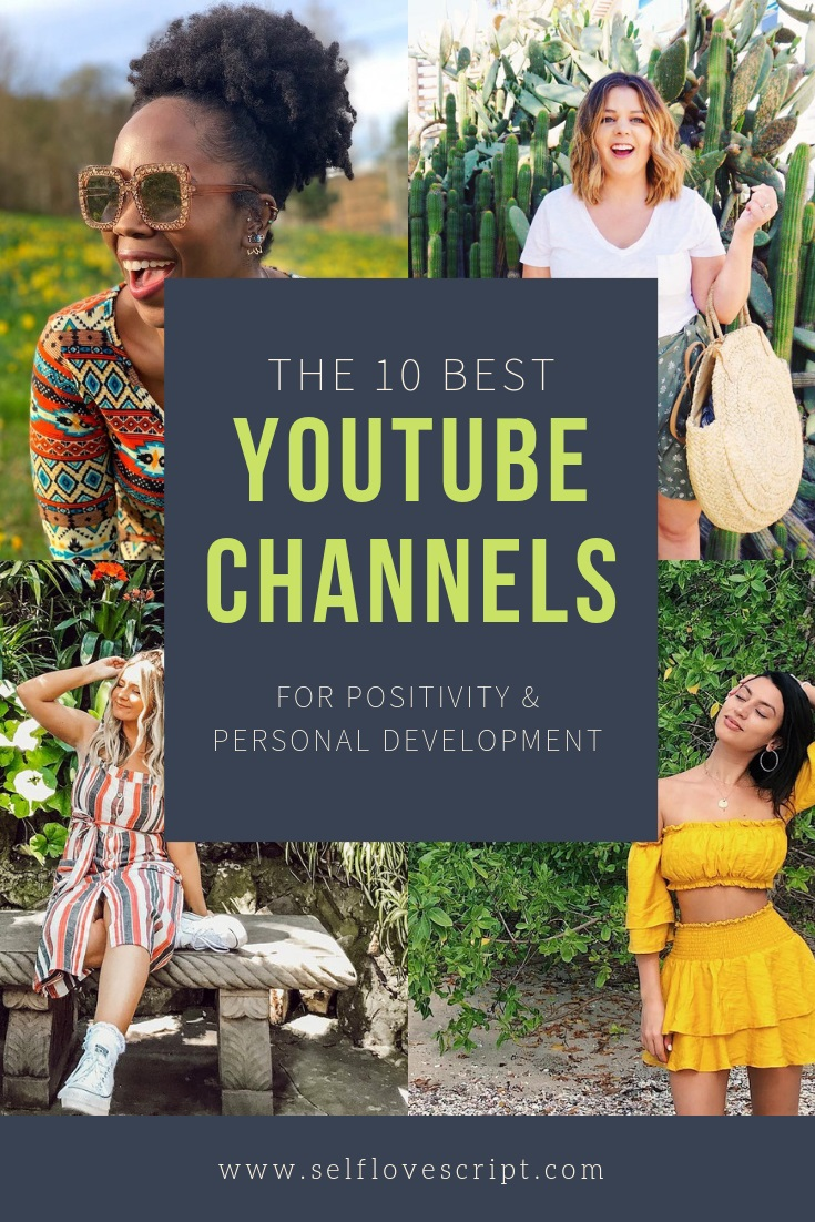 Best YouTube Channels for Positivity and Personal Development