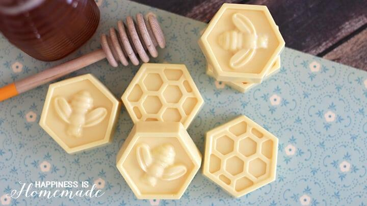 Milk and Honey Handmade Soap