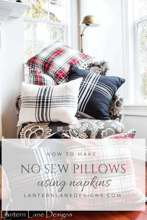 DIY Throw Pillows