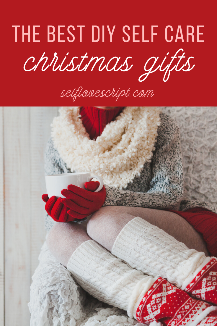 DIY Self Care Christmas Gifts