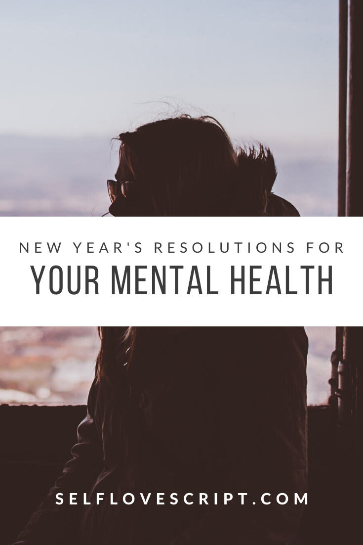 Mental Health New Years Resolutions